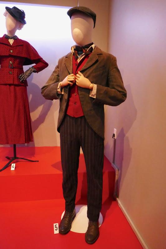 Lin-Manuel Miranda Mary Poppins Returns Jack costume