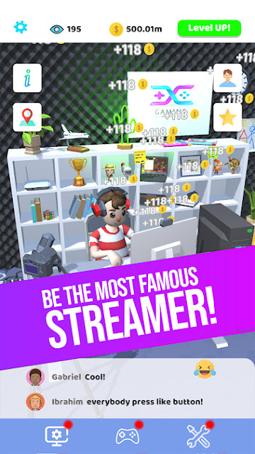 game-idle-streamer-mod-android