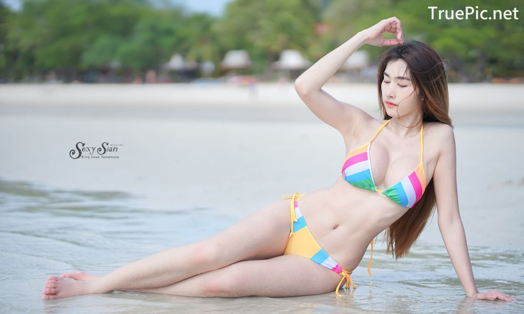 Image-Thailand-Hot-Model-Nisa-Khamarat-Bikini-For-Songkran-Festival-TruePic.net- Picture-8