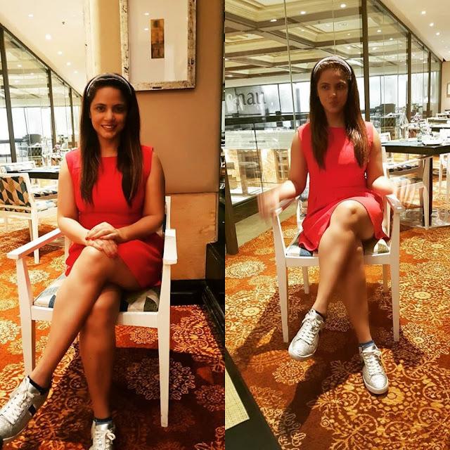 Neetu Chandra Bold photos Instagram