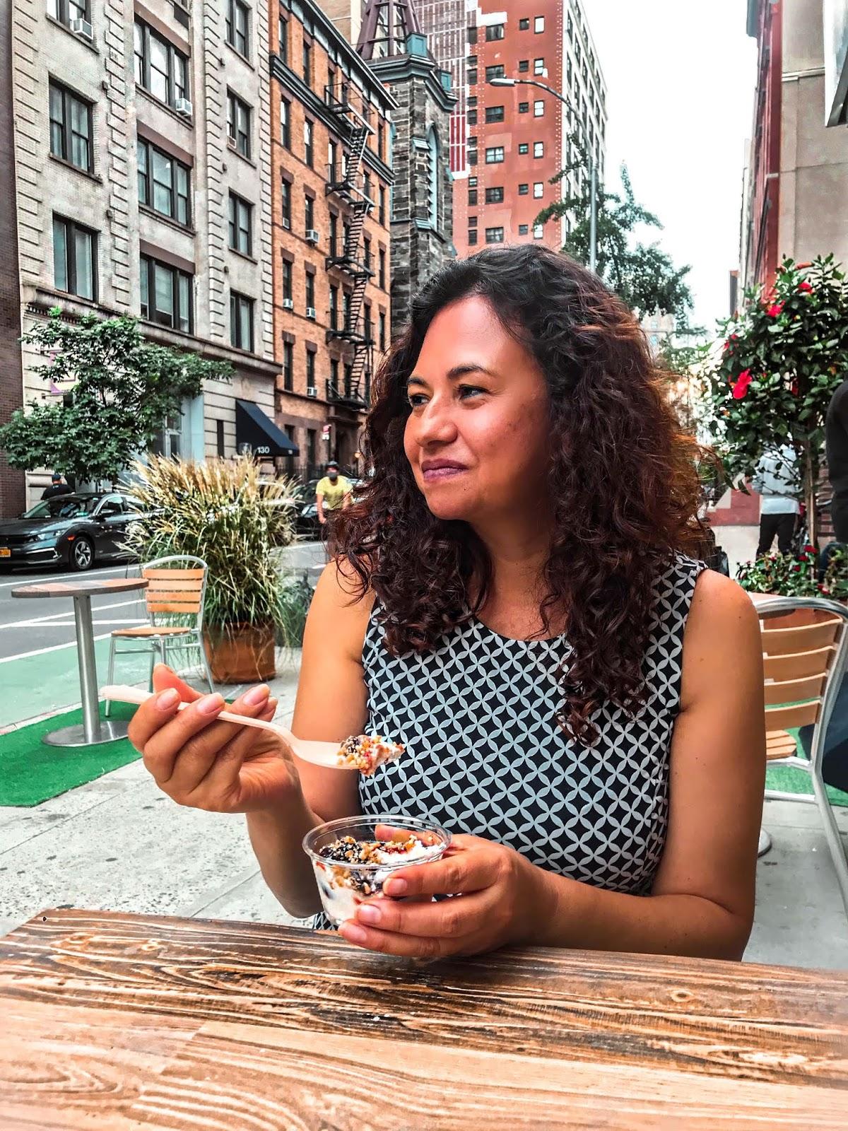 iSouvlaki NYC Outdoor Dining
