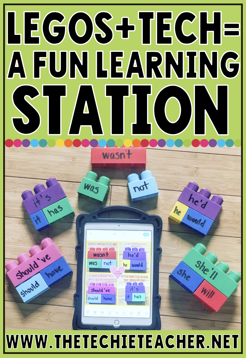 Learn how you can use Legos and technology integration to create a fun learning center! Tools mentioned include: PicCollage, Google Slides, PowerPoint, Seesaw, Book Creator & Flipgrid.