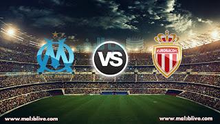 مشاهدة مباراة موناكو ومارسيليا اليوم 15-9-2019 في الدوري الفرنسي