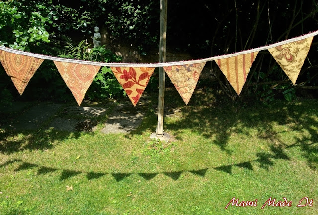 Wimpelkette - Pennant Chain