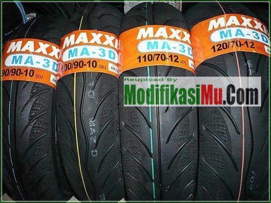 MAXXIS DIAMOND MA3D Ulir Kembang Berbagai Ukuran Ring Velg - Daftar Harga Ban Motor Maxxis Import Terbaru Untuk Motor Matik Bebek dan Racing