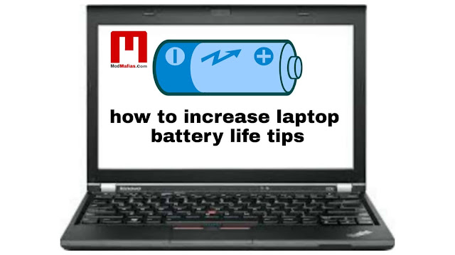 How to increase laptop battery life - some easy tips to increase laptop  battery life in English! 2019