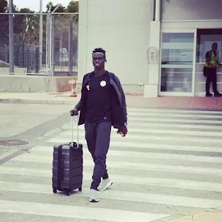 Images photos of Krepin Diatta latest FIFA football news