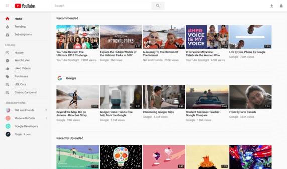 Layanan YouTube di Seluruh Dunia Dilaporkan Down