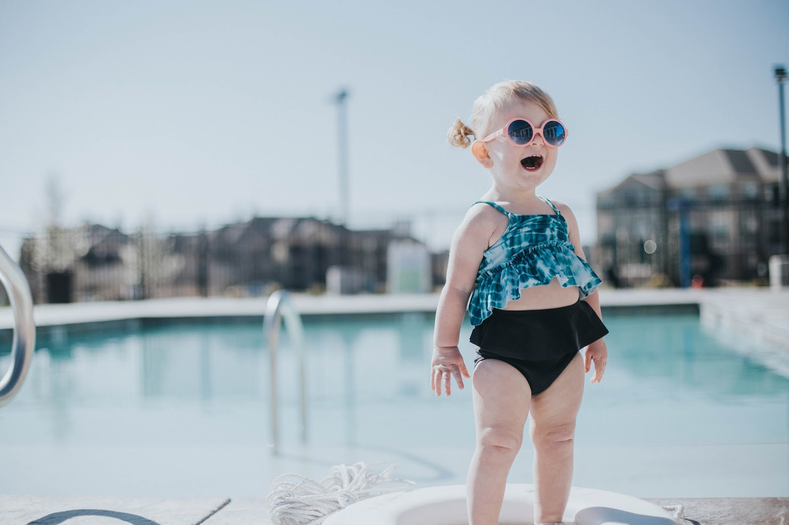 Baby Swimming Suit, Kortni Jeane, Toddler Swimming Suit