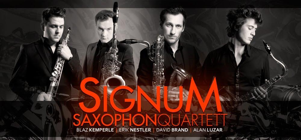 Signum Saxophonquartett