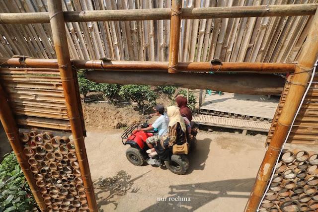 ATV taman bintang kemuning