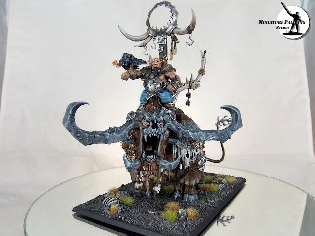 Warhammer Ogre Kingdoms Stonehorn