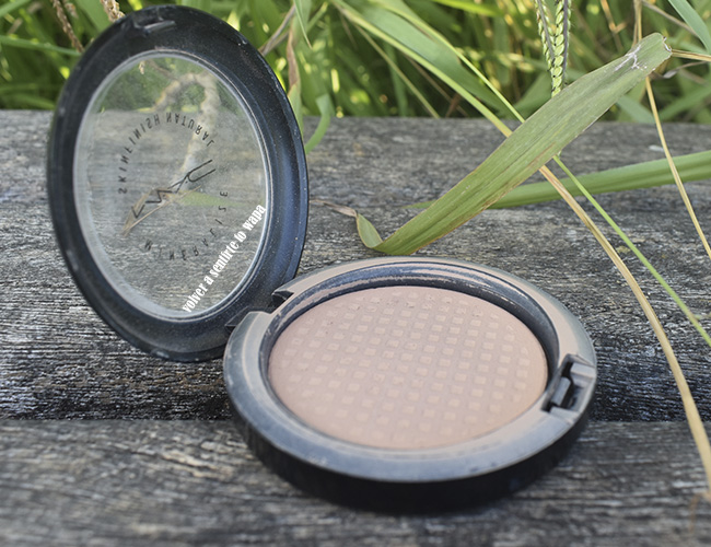 Mineralize Skinfinish Natural Powder de MAC