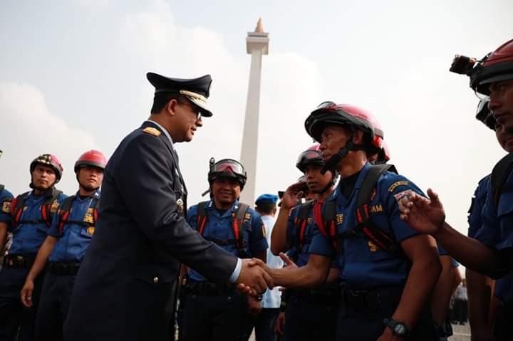 Anies Kirim Bantuan ke Riau, Balasan Korban Mengharukan