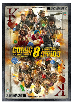 Download Film Comic 8 Part 2 2016 BluRay Ganool Movie