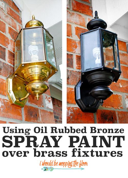 Rustoleum Oil Rubbed Bronze Paint