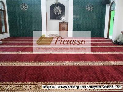 Toko Karpet Masjid, Toko Online Karpet Masjid, Karpet Masjid Turki