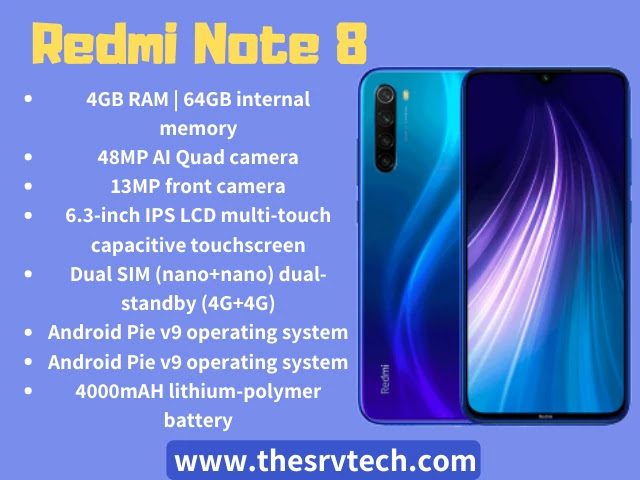 Top 5 Best Smartphone Under 10000 In Hindi 2020 Redmi Note 8