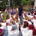 ट्रस्ट ने जरुरतमंदों में बांटा राशन, थानाध्यक्ष ने नारी शक्ति व घरेलू हिंसा पर महिलाओं को विस्तार से समझाया