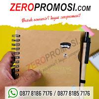 Souvenir Memo Notes Week N-805, Merchandise Memo Daur Ulang Week N-805 di Tangerang