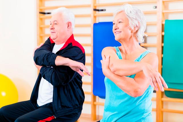 Pilates para Idosos e a Osteoporose