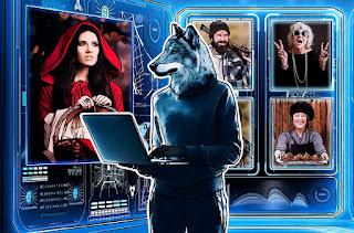 Chapeuzinho Vermelho e o lobo cibercrimininoso