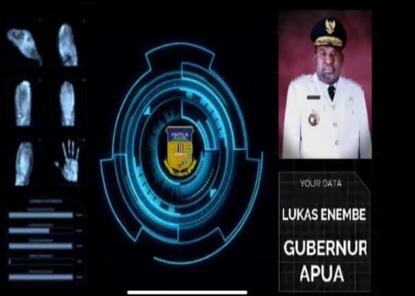Luncurkan Tiga Buku, Lukas Enembe Harap Jadi Pembelajaran Pelaksanaan Pemerintahan dan Pembangunan Papua