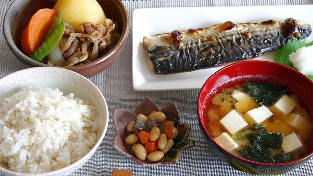 The secret of Japanese Diet for Long Life