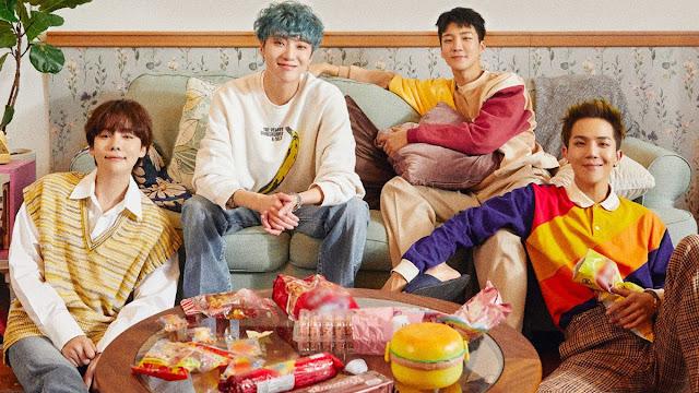"""WINNER Puncaki Chart iTunes Mancanegara Dengan Lagu Terbaru Mereka """"Hold"""""""