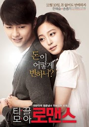 Review Korean Movie Penny Pinchers (Lakonan Song Joong Ki dan Han Ye Seul)