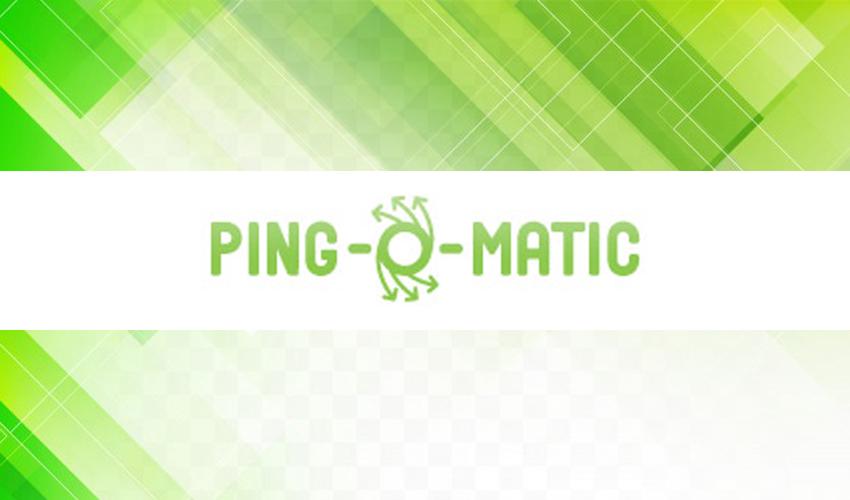 Tutorial PING Blog di Ping-o-Matic Lengkap dengan Gambar