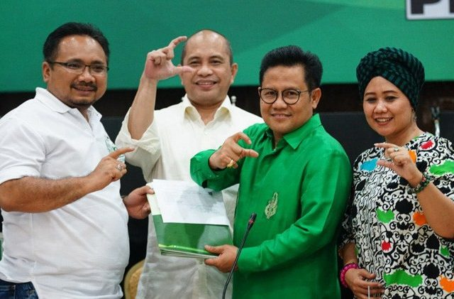Kontroversi Gus Yaqut Bikin Cak Imin Dapat Saingan Baru Jadi Capres PKB
