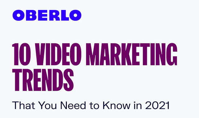 Top video marketing trends everyone must know