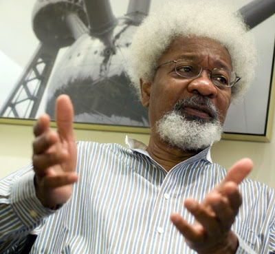 soyinka jail corrupt politician