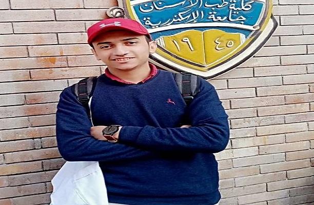 الطالب عماد عسل
