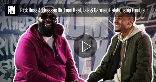 """Rick Ross Explains His Intention With """"Idols Become Rivals"""" Track Aimed At Birdman"""