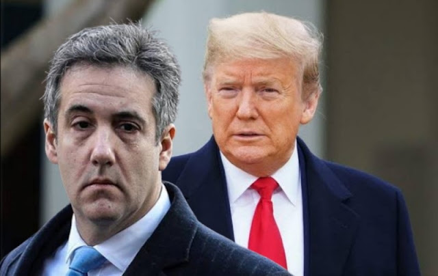 Trump Says All African Nations 'Complete Toilets' In New Book By Cohen
