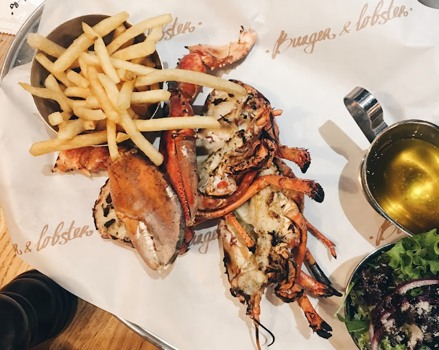 genting burgers and lobsters