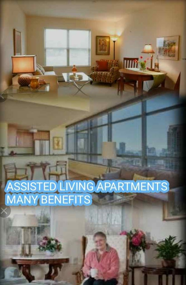 Assisted Living Apartments - The Many Benefits