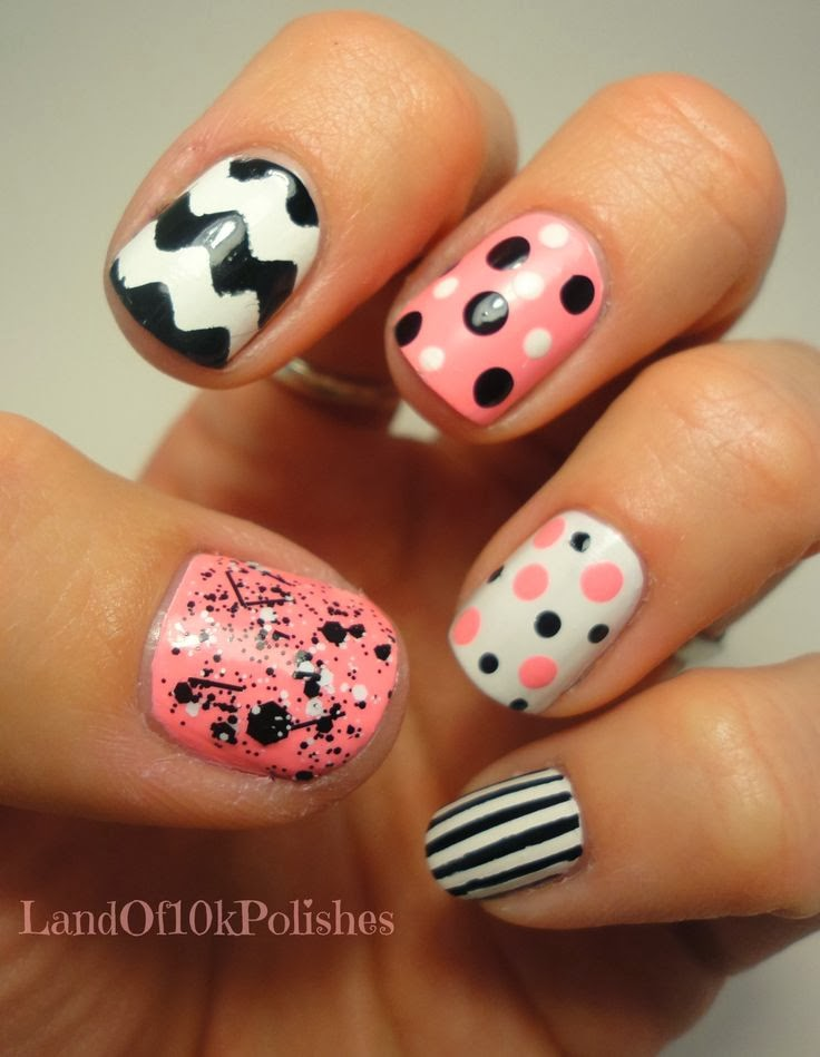 Fingernail Designs