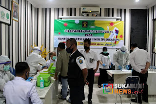 Kantor Imigrasi Kelas II Nin TPI Sukabumi