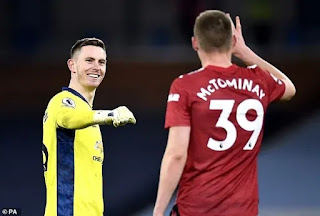 Carragher: It will be hard to leave Dean Henderson out of England squad in future