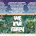 We Love Green : 28 nouveaux noms !