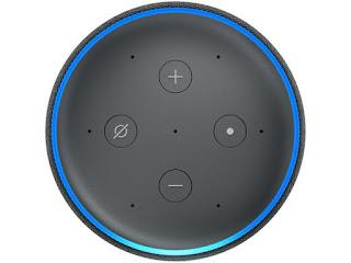 Echo 3ª Geração Smart Speaker com Alexa Amazon - Foto 3
