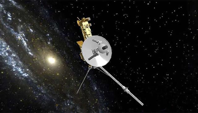 Nasa examina software codificado em assembler antigo e ativa motor da Voyager 1