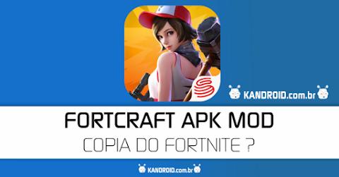 FortCraft v0.10.115 Apk + Data