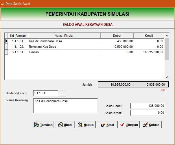 Modul Pelaporan Pada Aplikasi Siskeudes Terbaru Keuangandesa Dot Info Mengawal Tata Kelola Keuangan Desa