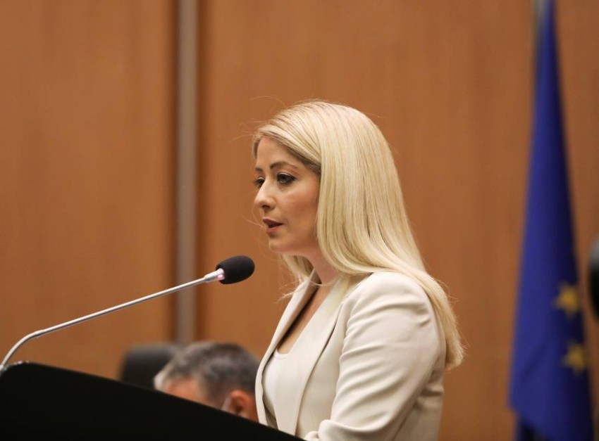 Cyprus chooses Anita Demetriou, the first woman to head the House of Representatives In their first meeting since the May 30 parliamentary elections, Cypriot deputies chose Anita Demetriou for the Presidency of the House of Representatives, becoming the first ever woman to hold the position in the country.