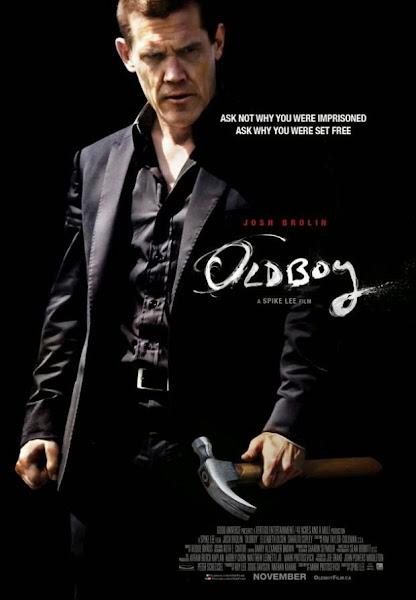 Oldboy Días de Venganza DVDRip Latino