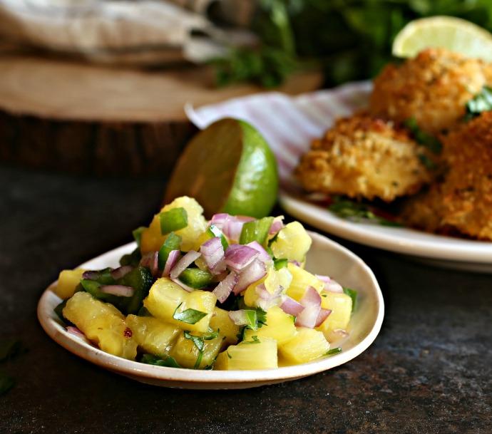 Recipe for crispy potato balls stuffed with cheese and chorizo.